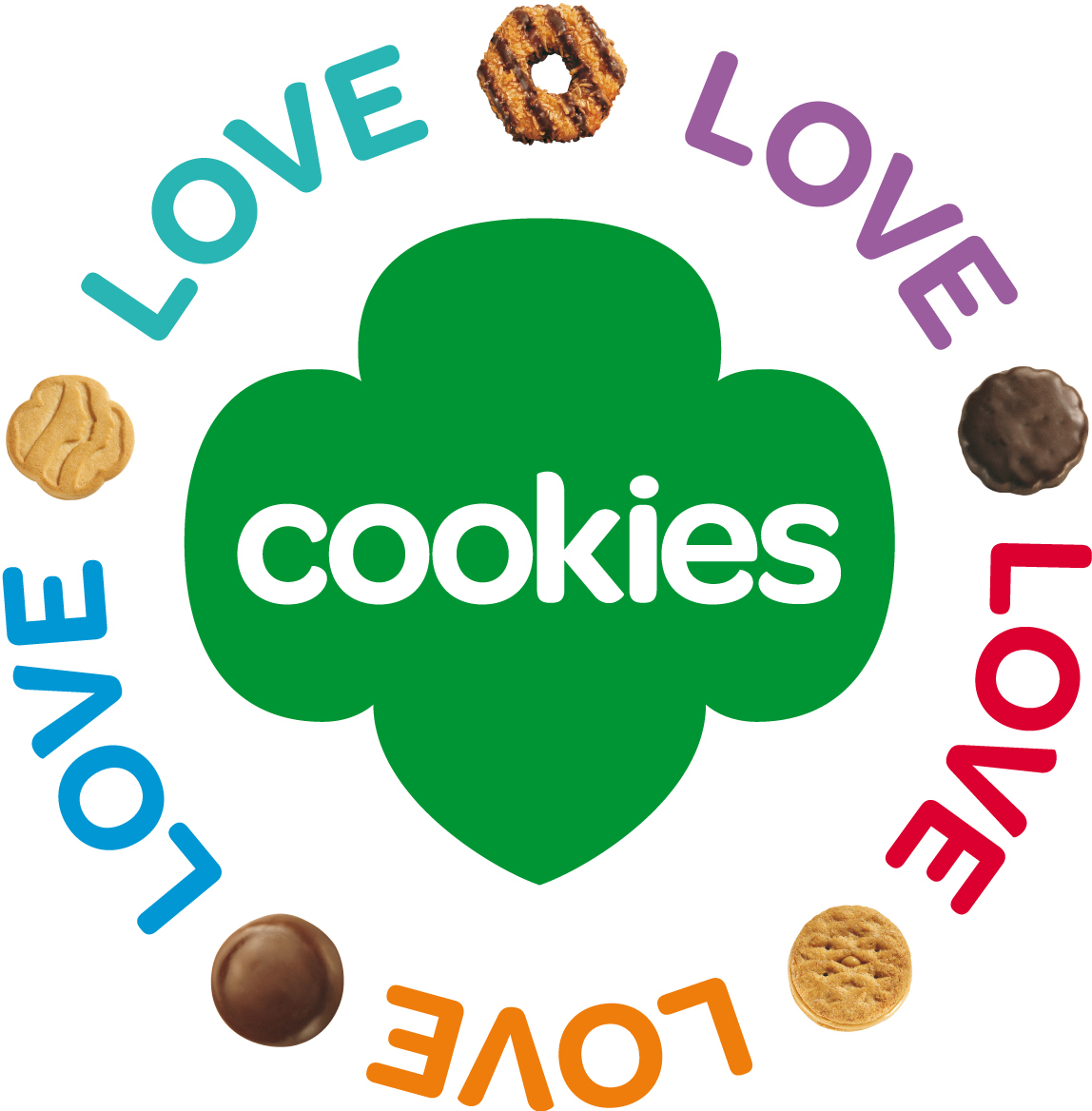 girl scout cookie sale   greenbriar mall