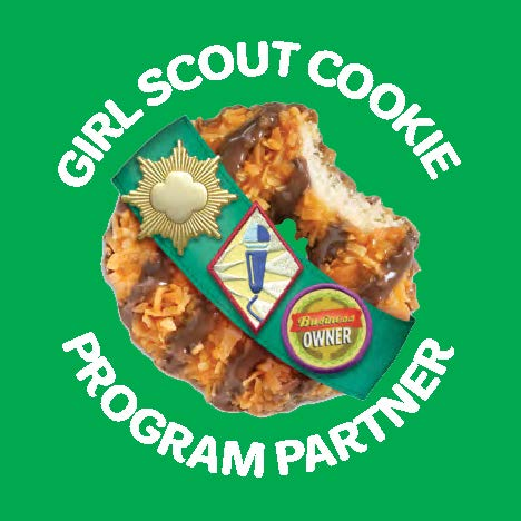 Girl Scout Cookie POP UP POD
