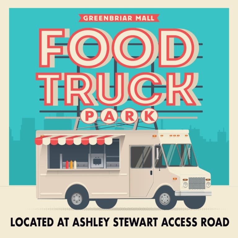 Greenbriar Mall Food Truck Park