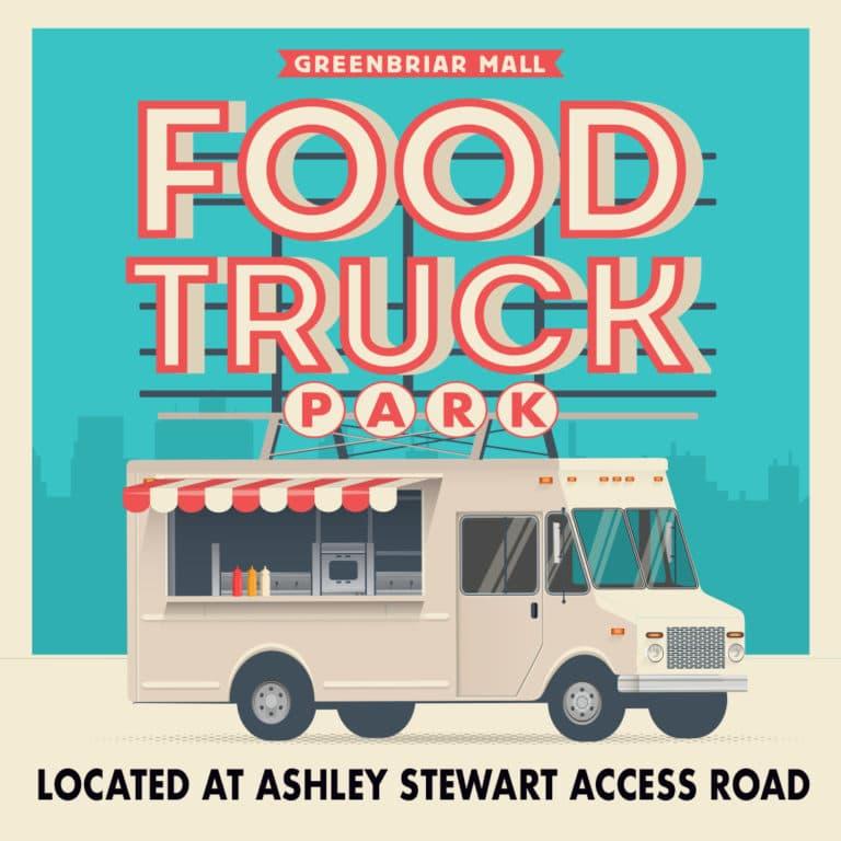 Greenbriar Mall Food Truck Park